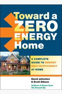 Toward a Zero Energy House