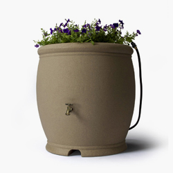 Algreen 100-Gallon Rain Barrel