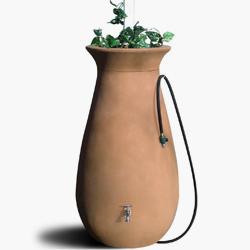 Algreen Deluxe 65-Gallon Rain Barrel