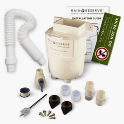 Rain Water Diverter Kit