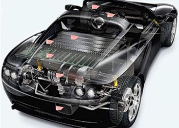 TESLA MOTORS ELECTRIC CAR UNVEILED!