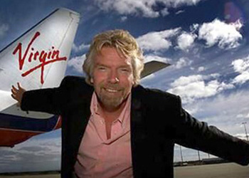 Richard Branson developing 'ultraclean' fuel
