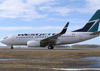 WestJet offers free carbon offsets for flights