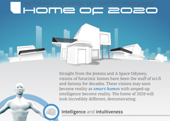 Thoughts on The Home of 2020 Infographic