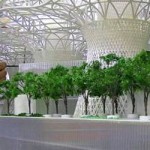 3D Printed architecture for green design