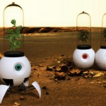 Robot Designed To Help Earth Plants Grow On Mars