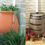 5 Beautiful Rain Barrel Designs