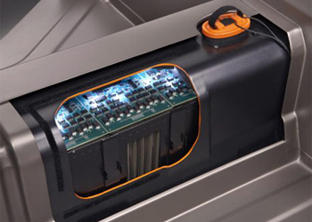 Chevy Volt Battery - Image Credit: GM